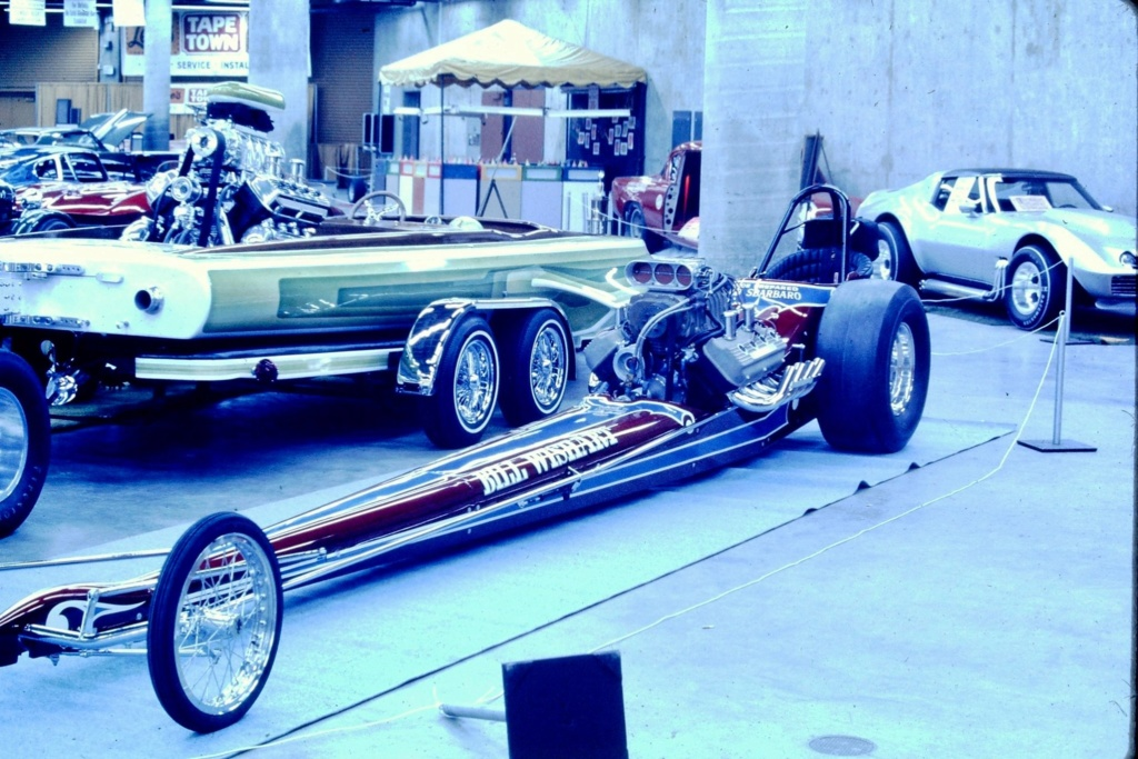 Oakland Roadster Show 1970 - Ron Brooks pics 91489110
