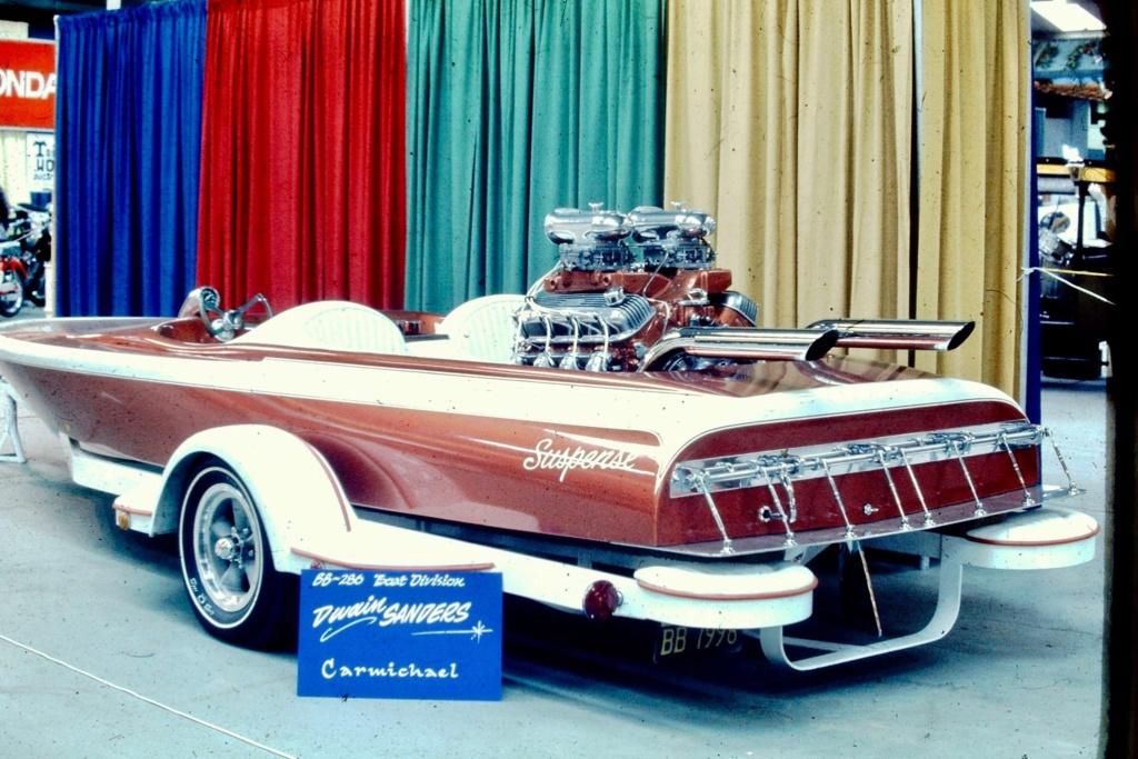 Bateaux vintages, customs & dragsters, Drag & custom boat  - Page 2 91499710