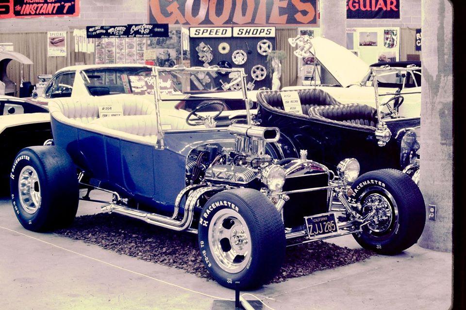 Oakland Roadster Show 1970 - Ron Brooks pics 91499810