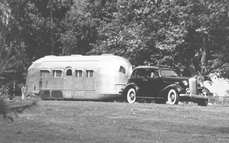 Vintage pics - Caravaning et retro camping - Vintage trailer & van 91501010