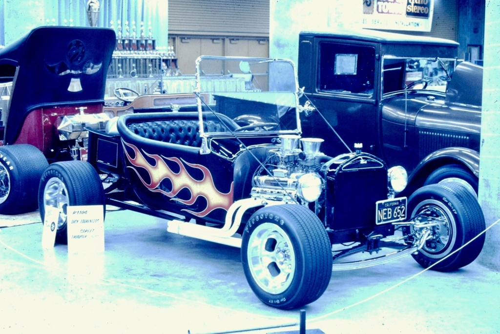Oakland Roadster Show 1970 - Ron Brooks pics 91522310