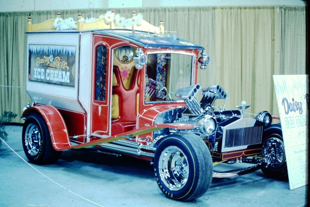 Ice Cream  Truck - George Barris 91544810