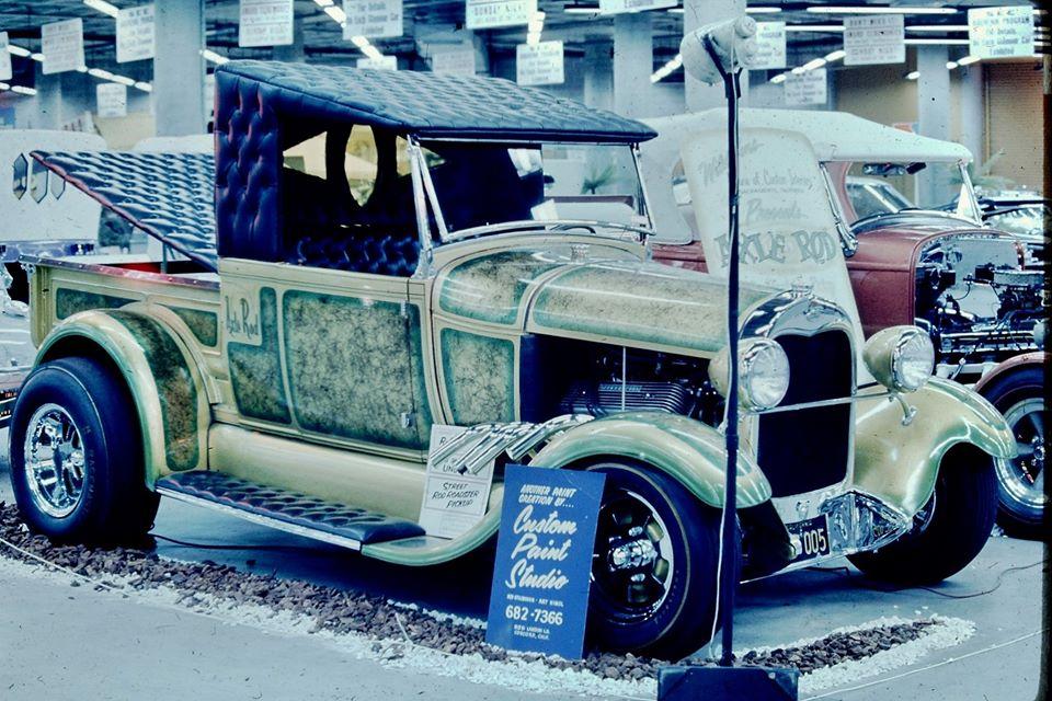 Oakland Roadster Show 1969 - Ron Brooks Pics 91557910