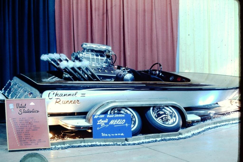 Bateaux vintages, customs & dragsters, Drag & custom boat  - Page 2 91597610