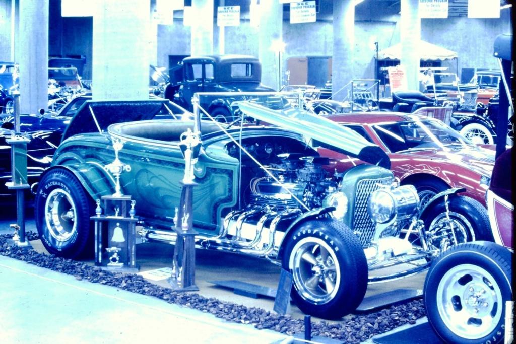 Oakland Roadster Show 1970 - Ron Brooks pics 91613510
