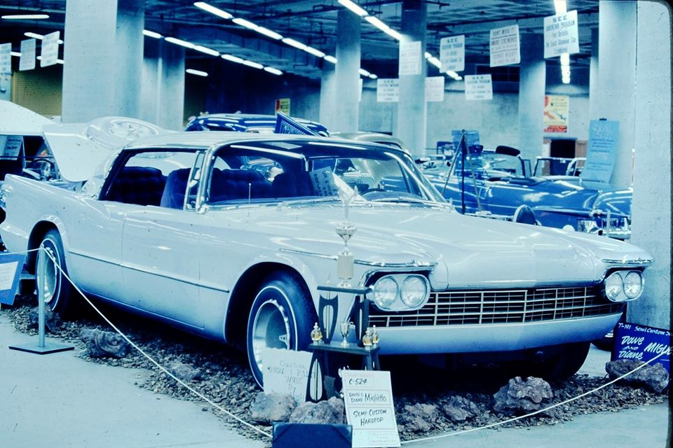Oakland Roadster Show 1970 - Ron Brooks pics 91623610