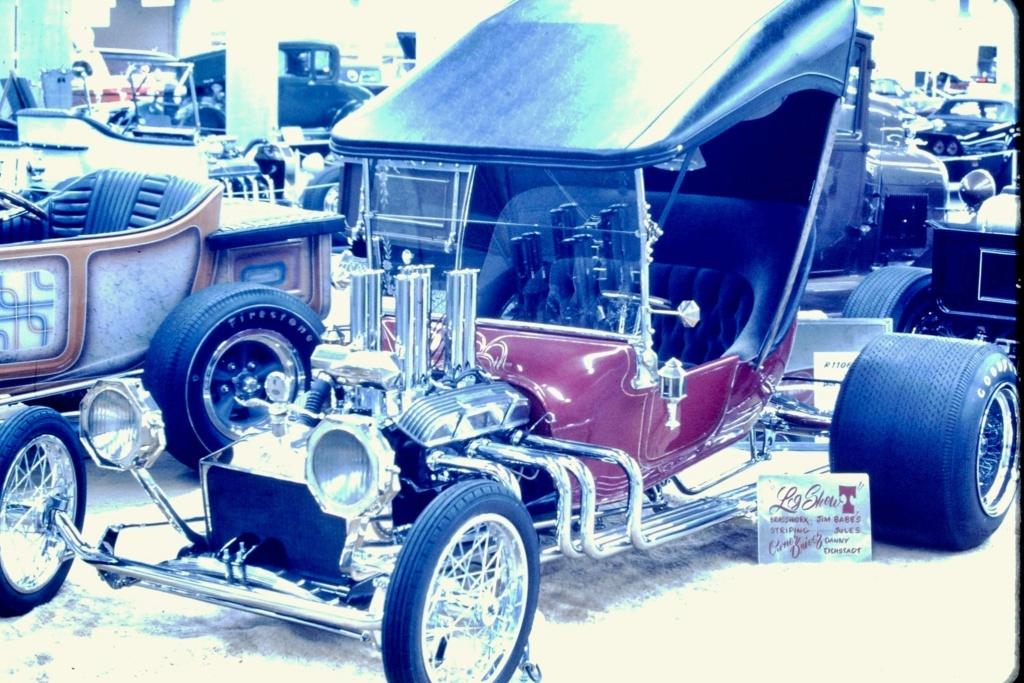 Oakland Roadster Show 1970 - Ron Brooks pics 91629910