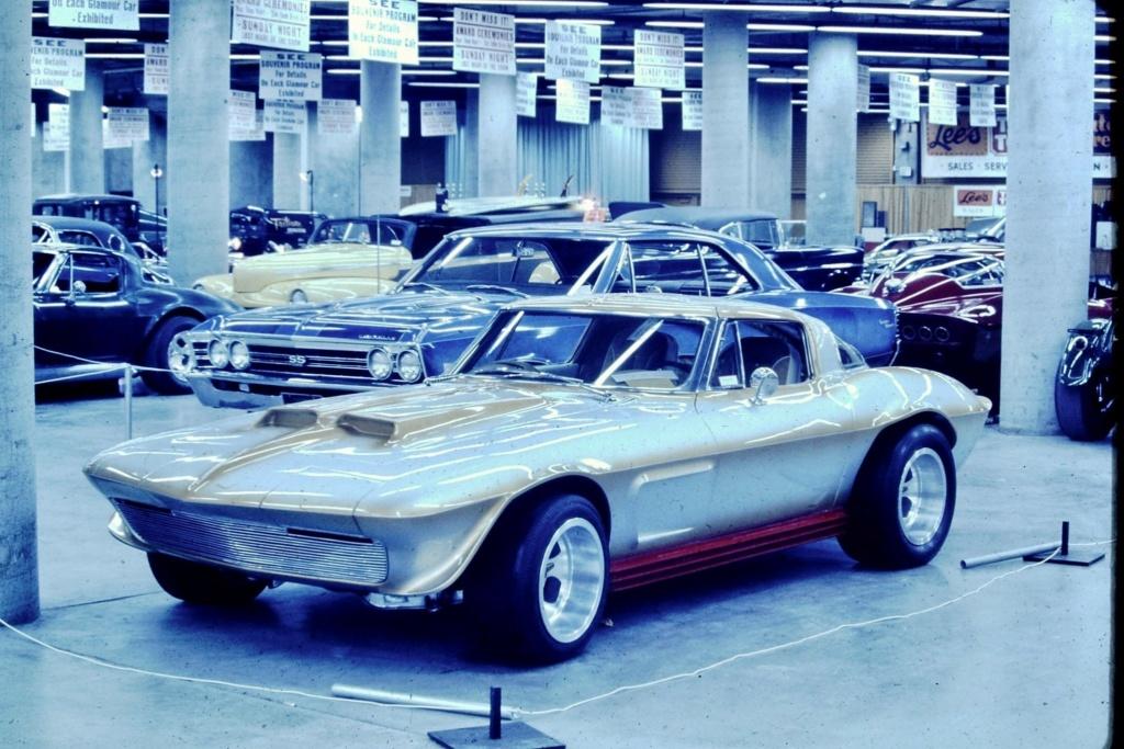 Oakland Roadster Show 1969 - Ron Brooks Pics 91675710