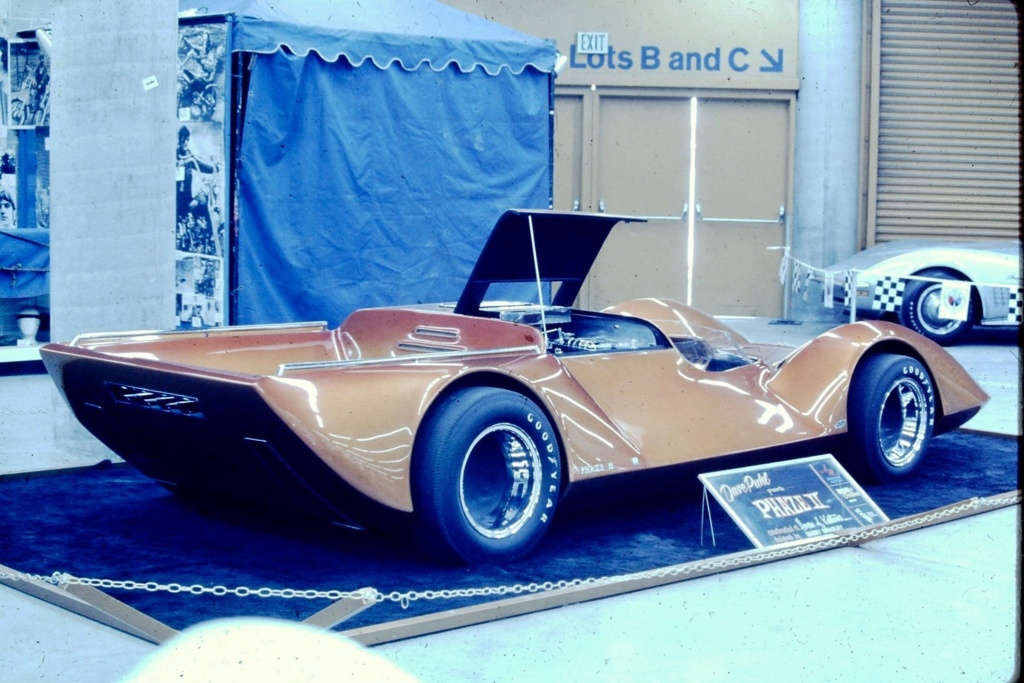 Oakland Roadster Show 1970 - Ron Brooks pics 91695310