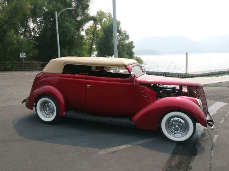 Ford 1935 - 38 custom & mild custom - Page 5 917