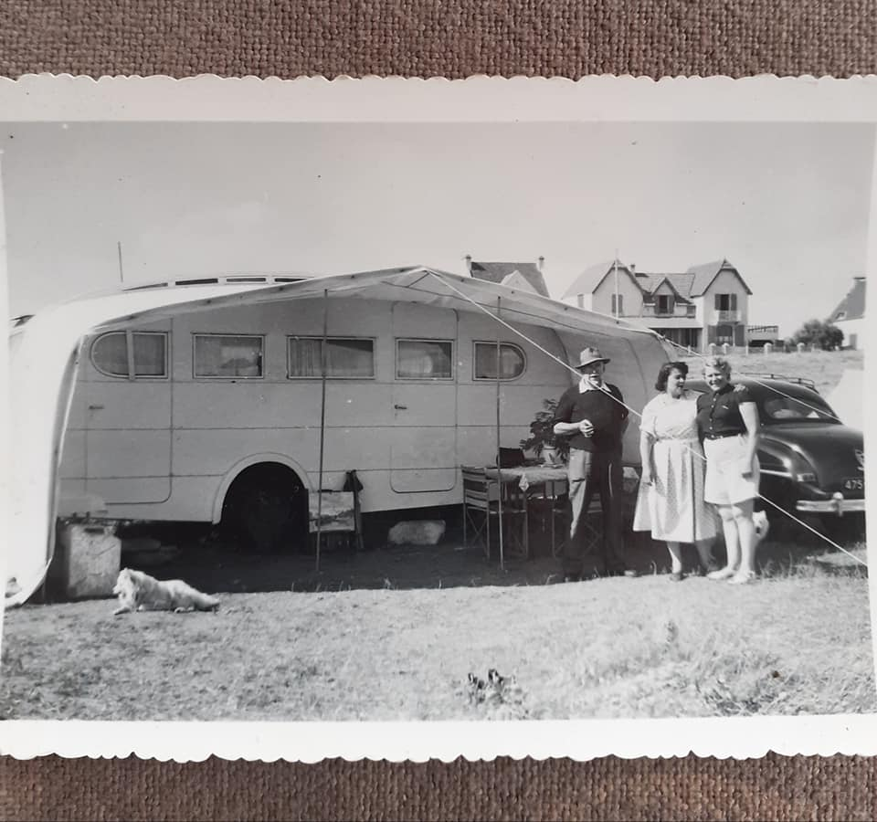 Vintage pics - Caravaning et retro camping - Vintage trailer & van 91702710