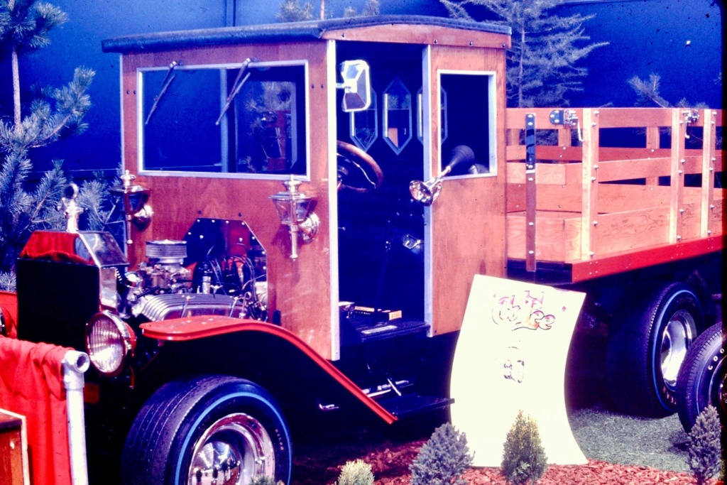 Oakland Roadster Show 1970 - Ron Brooks pics 91704810