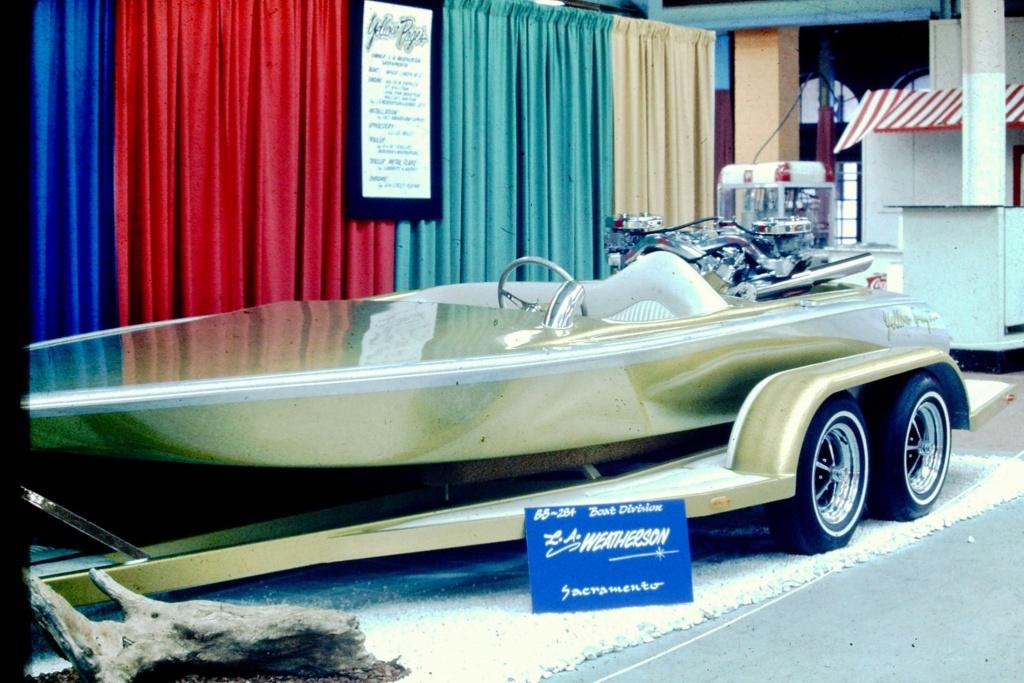Bateaux vintages, customs & dragsters, Drag & custom boat  - Page 2 91754010
