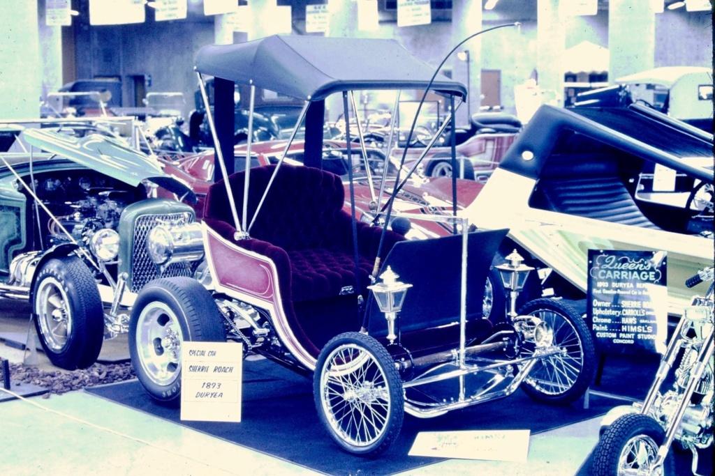 Oakland Roadster Show 1970 - Ron Brooks pics 91785810
