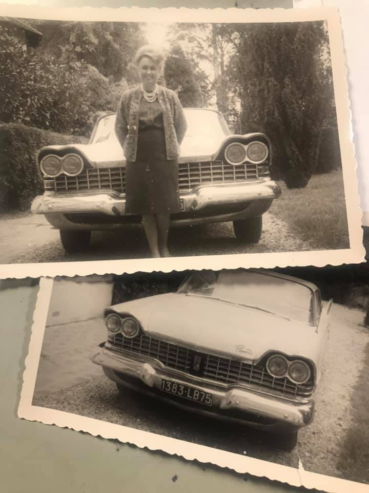 fifties & early sixties cars in situation - Vintage pics - Page 2 91788910