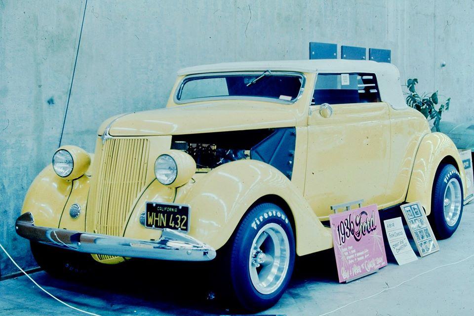 Oakland Roadster Show 1970 - Ron Brooks pics 91801410