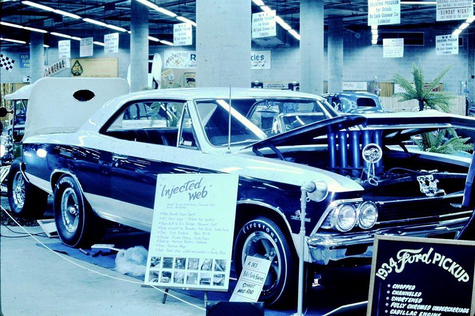 Oakland Roadster Show 1970 - Ron Brooks pics 91802610