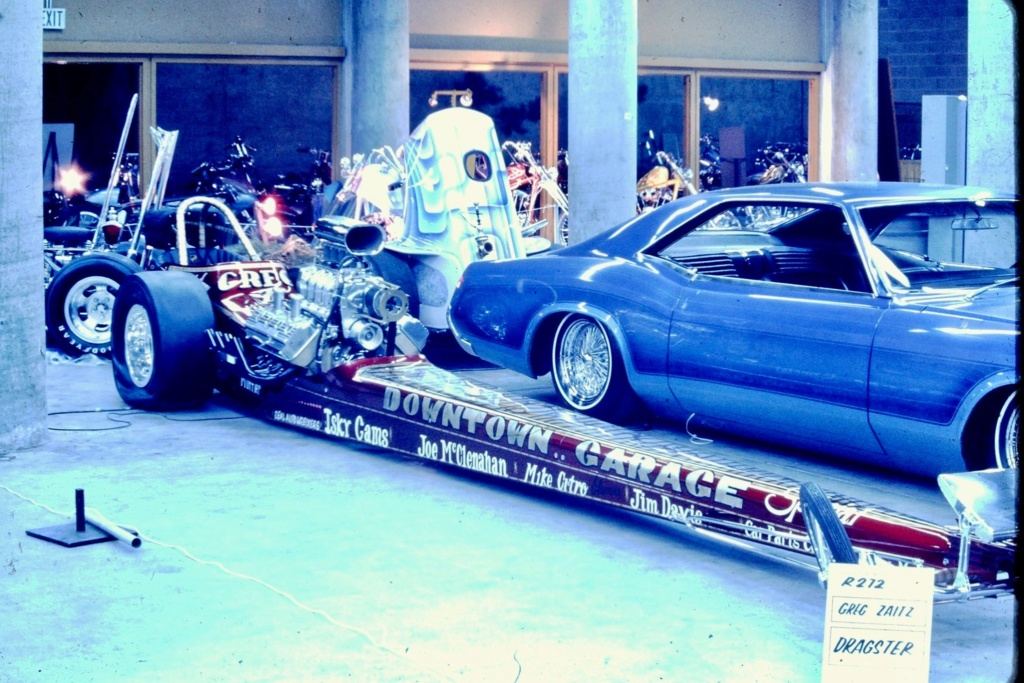 Oakland Roadster Show 1970 - Ron Brooks pics 91805610