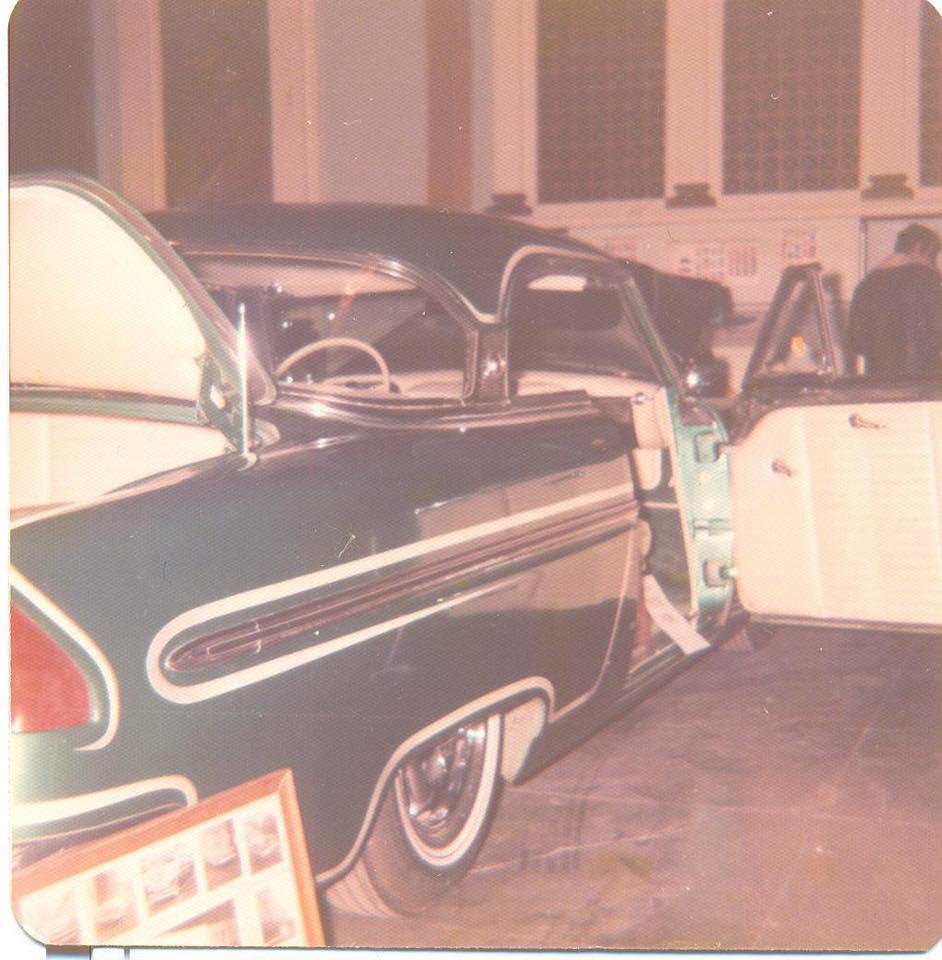 1954 Mercury - John Pazsik - Bob Barkoff - The Renegade 91829711