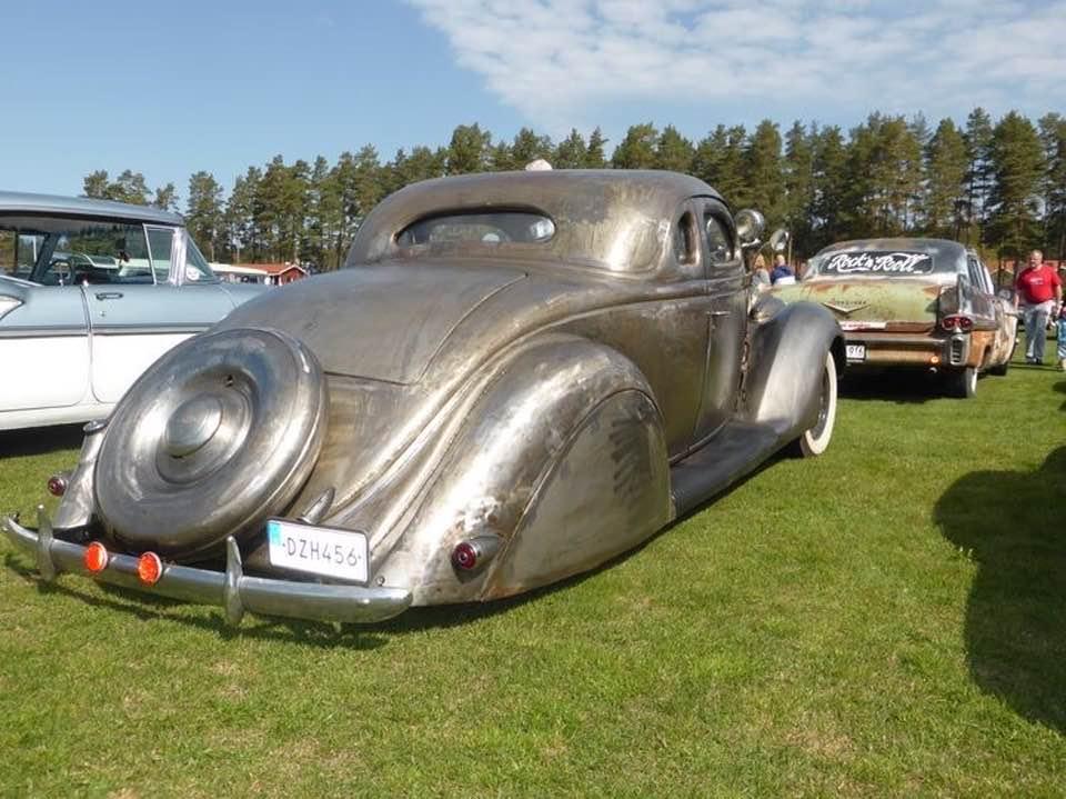 Ford 1935 - 38 custom & mild custom - Page 6 91853810