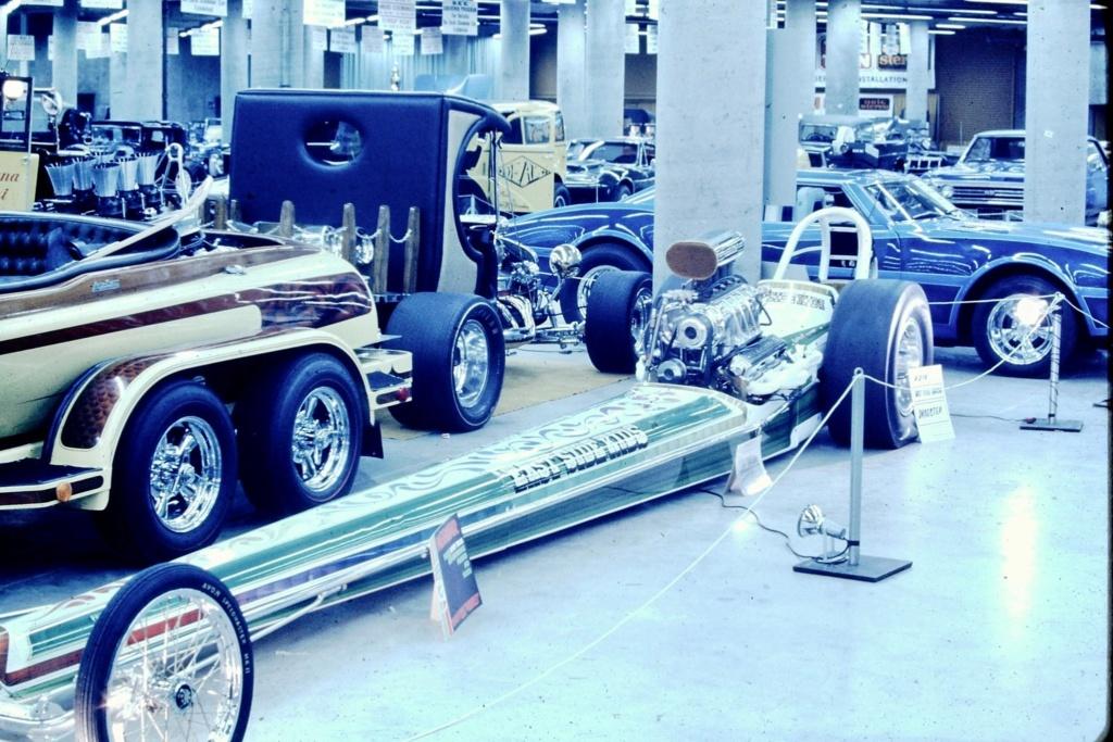 Oakland Roadster Show 1970 - Ron Brooks pics 91861310