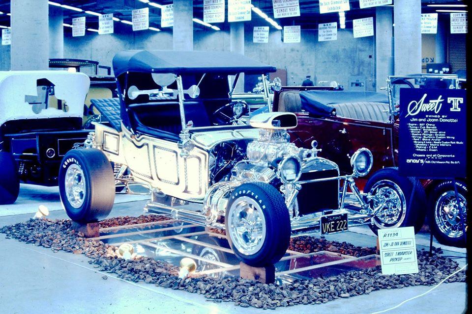 Oakland Roadster Show 1970 - Ron Brooks pics 91874310