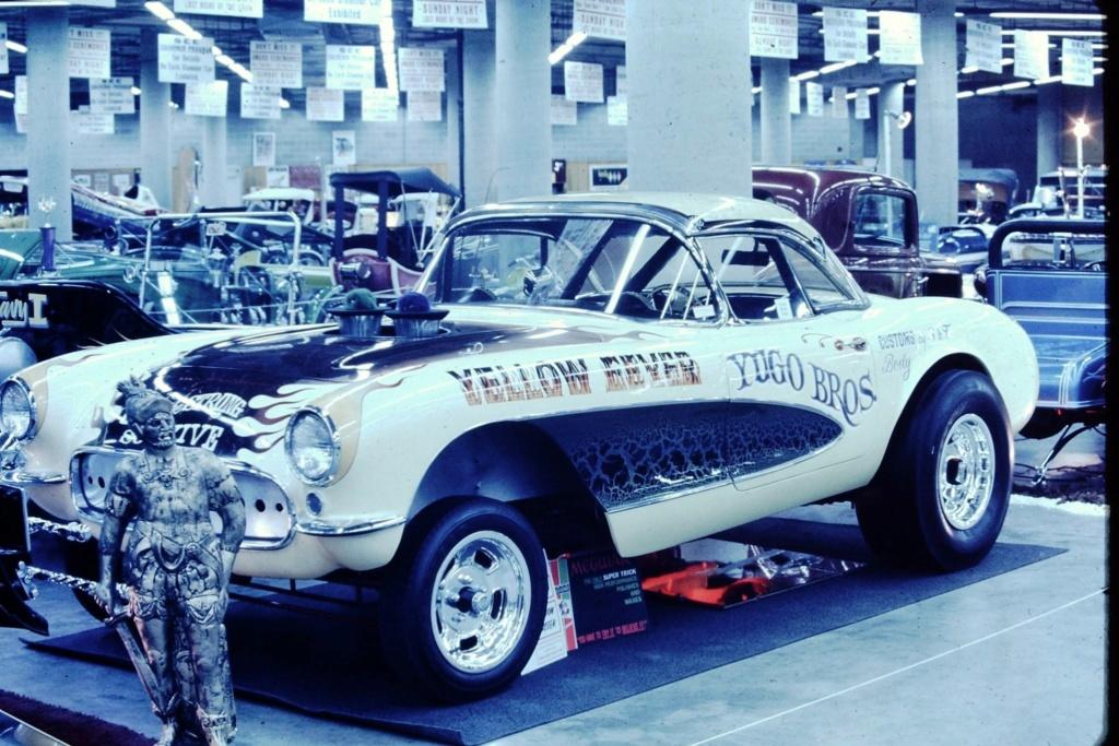 Oakland Roadster Show 1970 - Ron Brooks pics 91884410