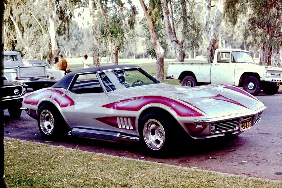 Oakland Roadster Show 1970 - Ron Brooks pics 91894810