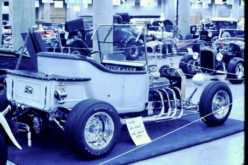 Oakland Roadster Show 1970 - Ron Brooks pics 91909310