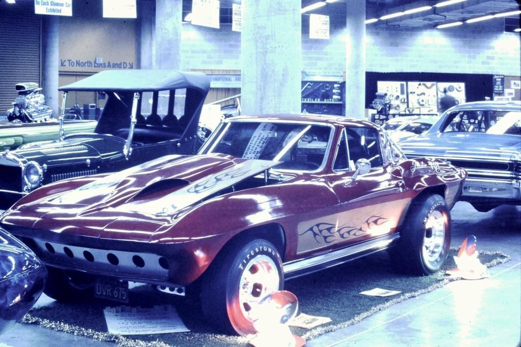 Oakland Roadster Show 1970 - Ron Brooks pics 91924710