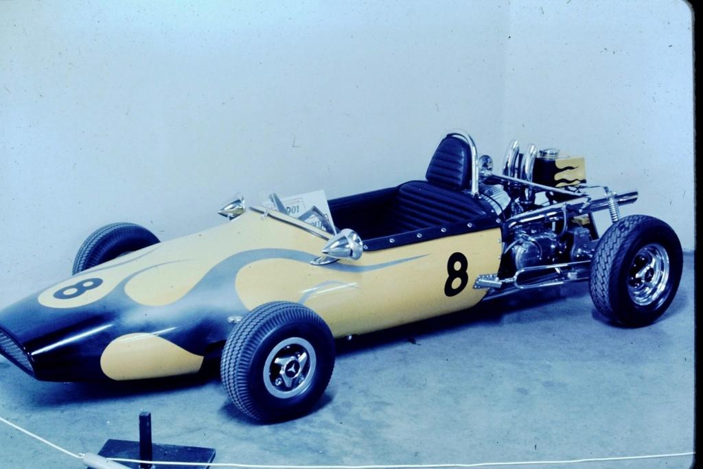 Oakland Roadster Show 1970 - Ron Brooks pics 91982010