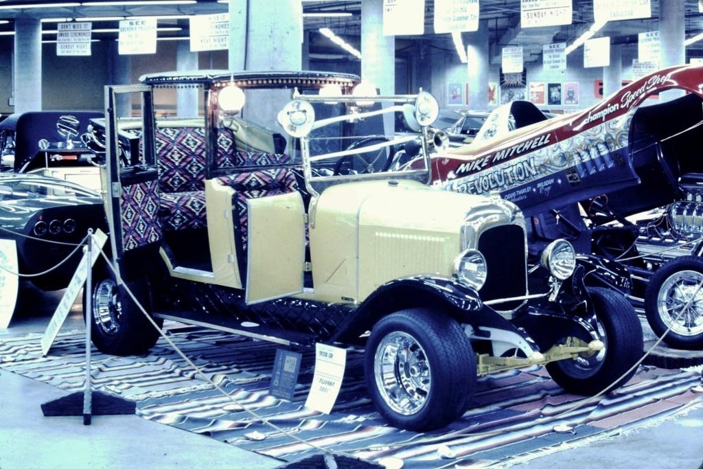 Oakland Roadster Show 1970 - Ron Brooks pics 92008910
