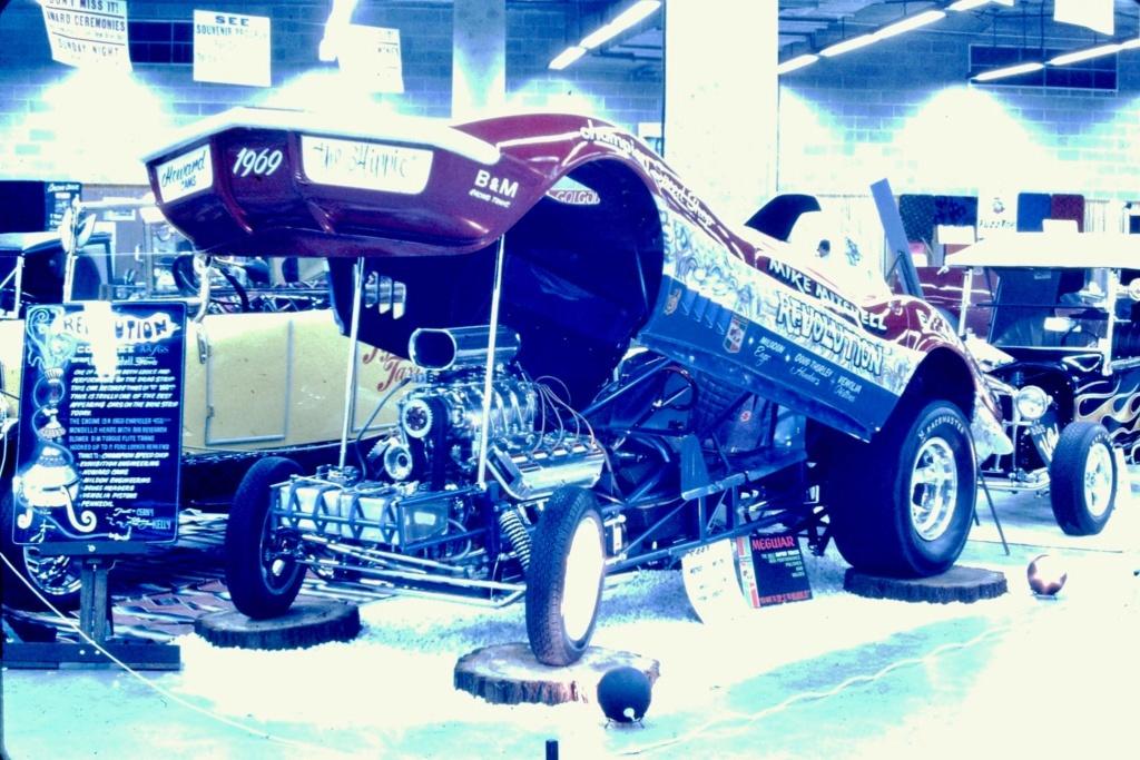 Oakland Roadster Show 1970 - Ron Brooks pics 92011310