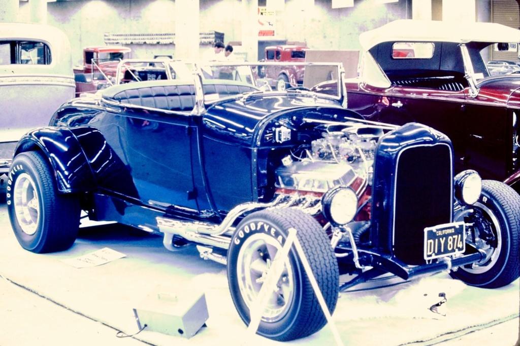 Oakland Roadster Show 1970 - Ron Brooks pics 92017410