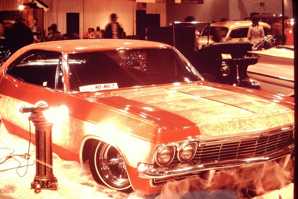 Oakland Roadster Show 1970 - Ron Brooks pics 92069110