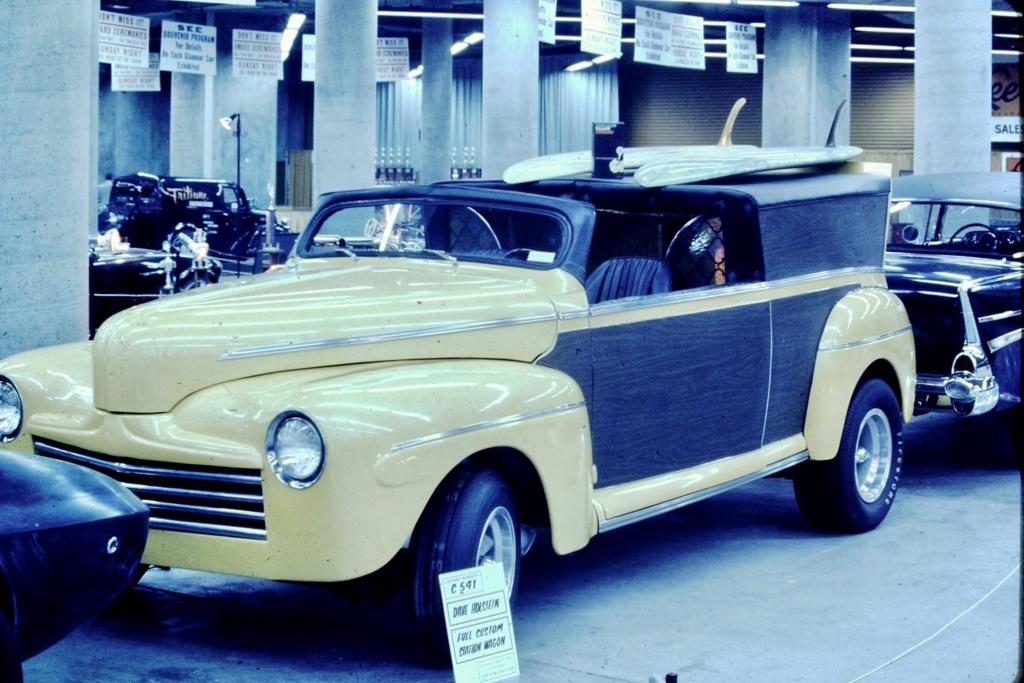 Oakland Roadster Show 1970 - Ron Brooks pics 92108610