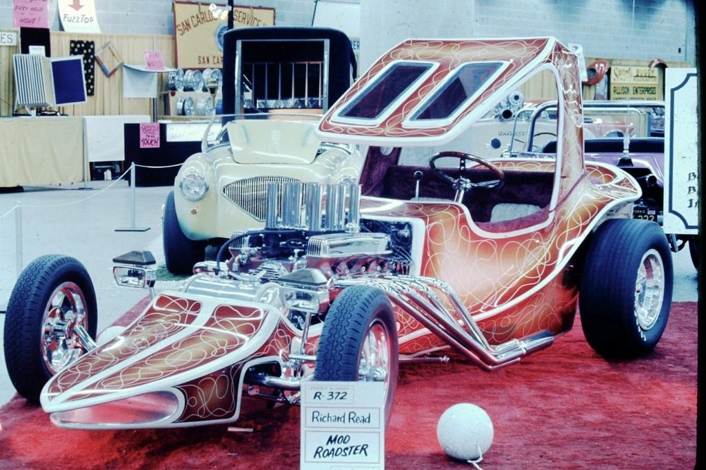 Oakland Roadster Show 1970 - Ron Brooks pics 92136510