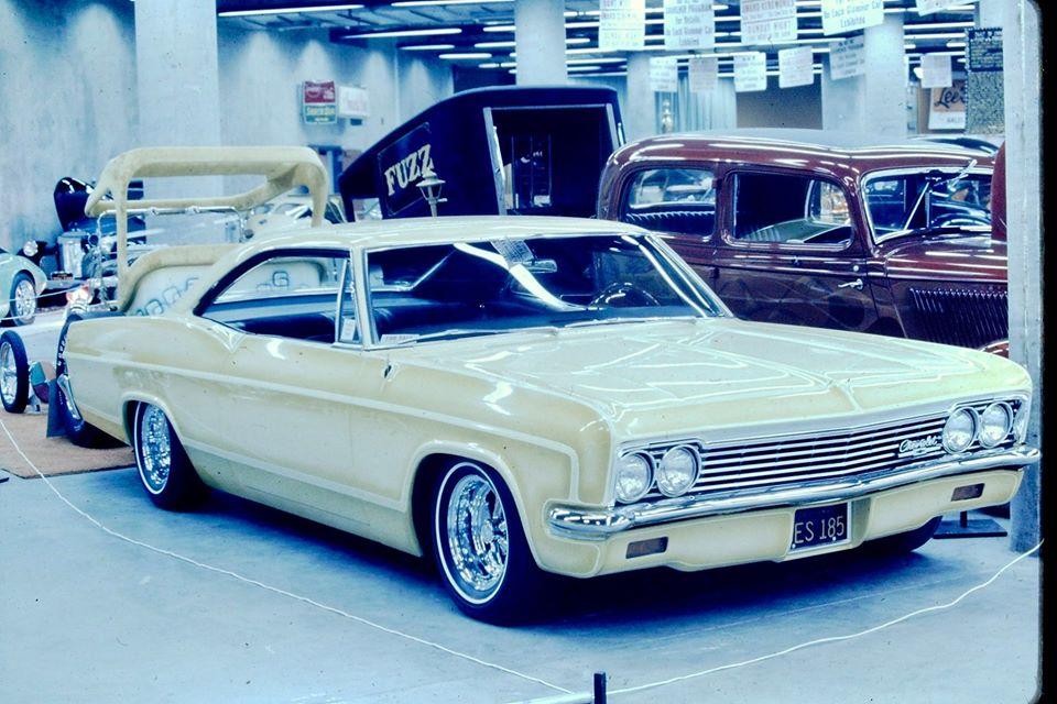 Oakland Roadster Show 1970 - Ron Brooks pics 92195510