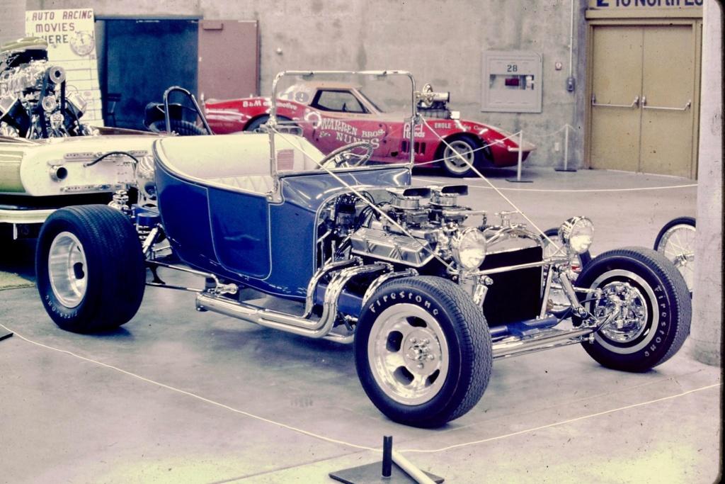 Oakland Roadster Show 1970 - Ron Brooks pics 92212810