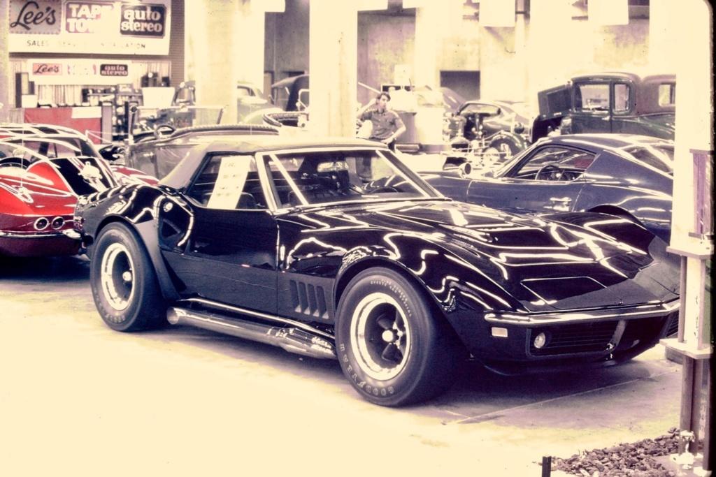 Oakland Roadster Show 1970 - Ron Brooks pics 92214410