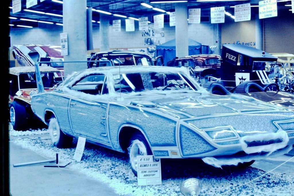 Oakland Roadster Show 1970 - Ron Brooks pics 92217310