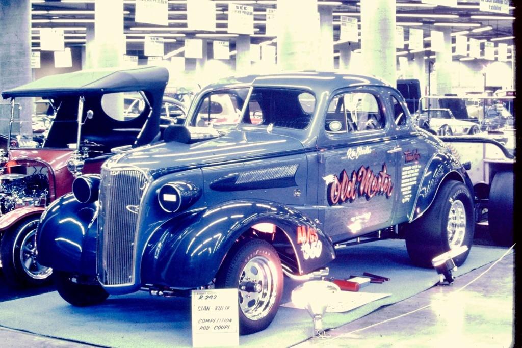 Oakland Roadster Show 1970 - Ron Brooks pics 92227710