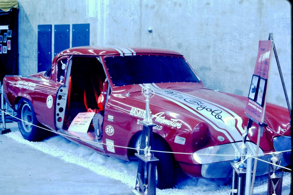 Oakland Roadster Show 1970 - Ron Brooks pics 92230010