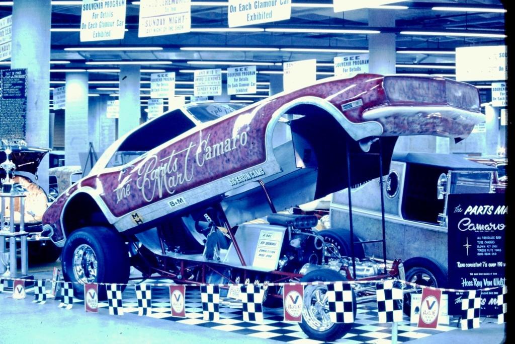 Oakland Roadster Show 1970 - Ron Brooks pics 92243310