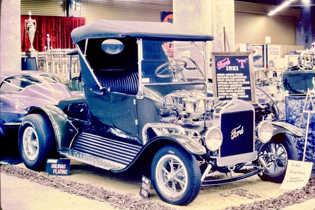Oakland Roadster Show 1970 - Ron Brooks pics 92295810