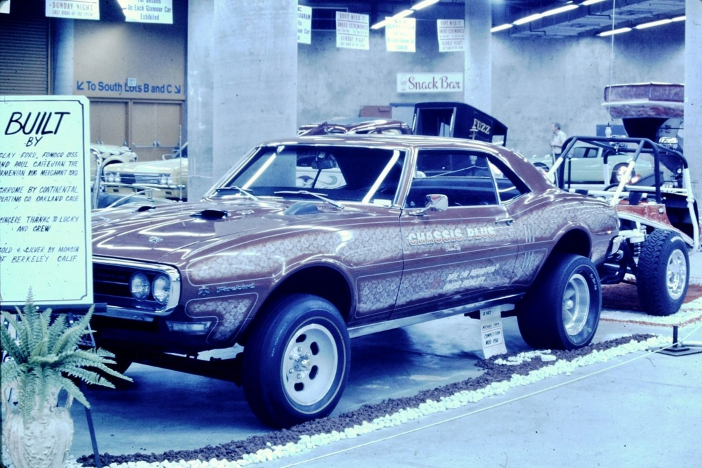 Oakland Roadster Show 1970 - Ron Brooks pics 92316110