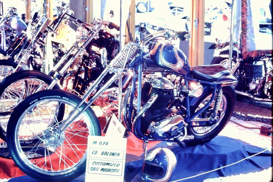 Photo Vintage -vintage pics - Chopper & Bobber - Page 3 92393410
