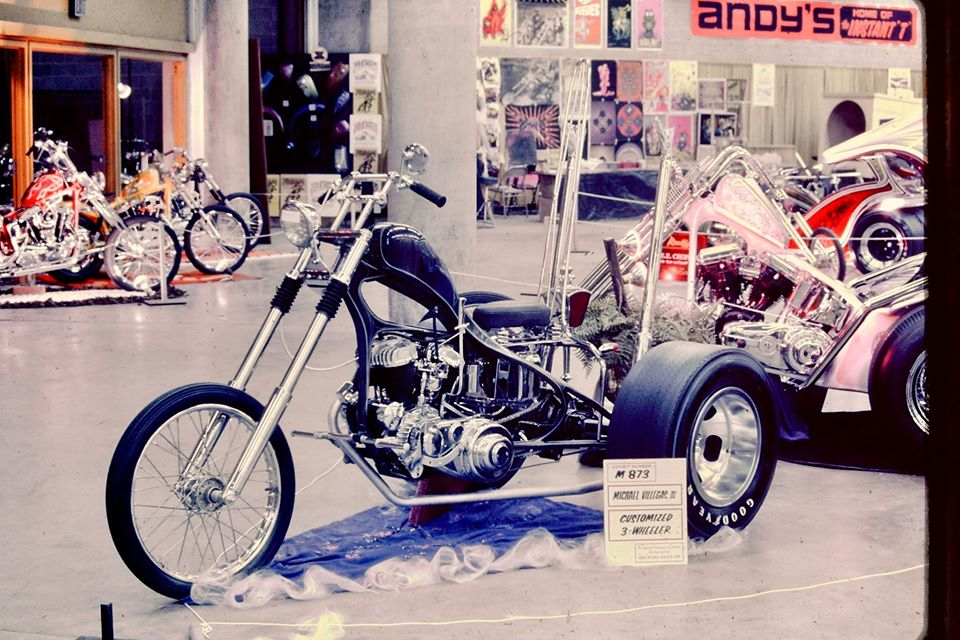 Photo Vintage -vintage pics - Chopper & Bobber - Page 3 92439110