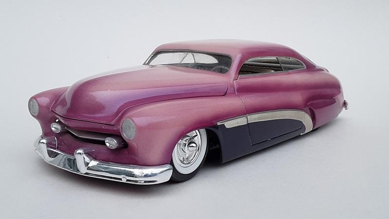 1949 Mercury - Customizing Kit - Trophie series - 3 in 1 - Amt 92439210