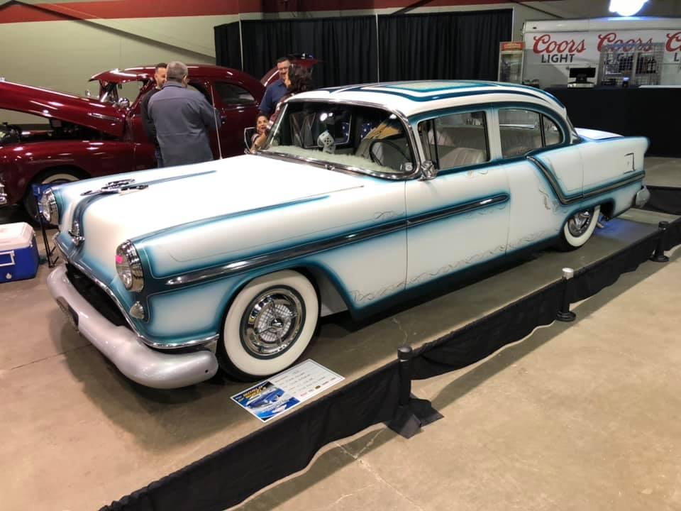 Oldsmobile 1948 - 1954 custom & mild custom - Page 7 92458210